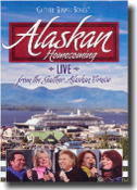 Alaskan Homecoming DVD